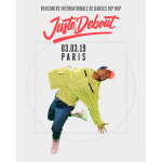 Juste Debout 2019, Paris, le 04/03/2018