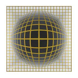 Exposition : Vasarely, le partage des formes, Paris