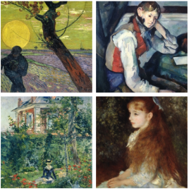 Exposition :La Collection Bührle : Manet, Cézanne, Monet, Van Gogh..., Paris