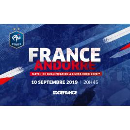 France / Andorre - Qualification Euro 2020