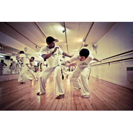Cours de Capoeira Adultes, Paris