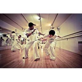 Cours de Capoeira Adultes, Paris