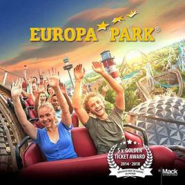 Europa Park billet saison estivale