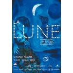 Exposition : LA LUNE : Du voyage réel aux voyages imaginaires, Paris