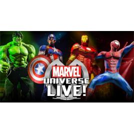 Marvel Universe Live!, Nanterre