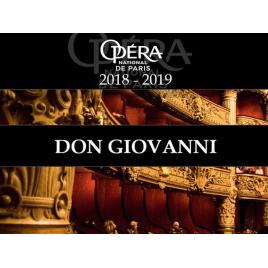 Don Giovanni (Lot de 2 places)