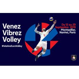 Eurovolley 2019 1/4 Finale, Nantes, le 24/09/2019