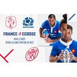 France / Ecosse