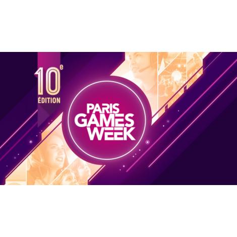 Salon Paris Games Week 2019, Paris