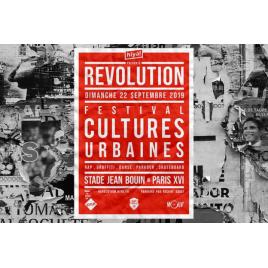 Festival REVOLUTION : Cultures Urbaines