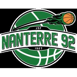 Nanterre 92 / Lyon - Villeurbanne, Nanterre, le 28/09/2019