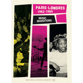 Exposition Paris-Londres - Music Migrations (1962-1989), Paris