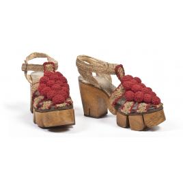 Exposition  Marche et démarches, une histoire de la chaussure , Paris