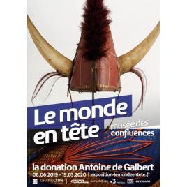 Exposition  Le monde en tête, la donation Antoine de Galbert, Lyon