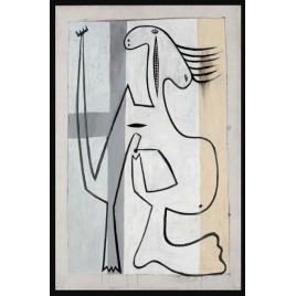 Exposition Picasso. Tableaux Magiques, Paris