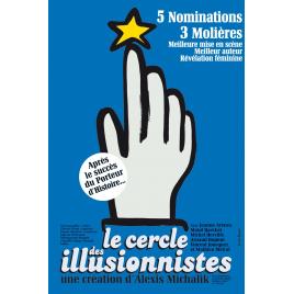 Le cercle des illusionnistes, Paris