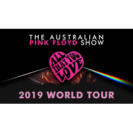 The australian Pink Floyd Show