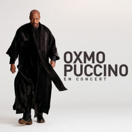 Oxmo Puccino, Rennes, le 19/12/2019