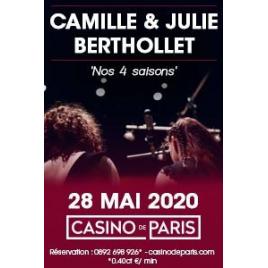 Camille & Julie Berthollet, Paris