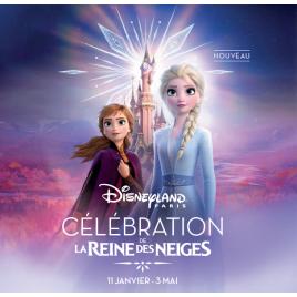 Disneyland, billet 1 jour 2 parcs - promo  1 journée du 11 janvier au 15 mars 2020