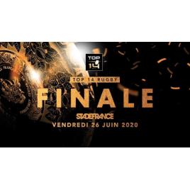 Finale de Top 14, Saint-Denis La Plaine, le 26/06/2020