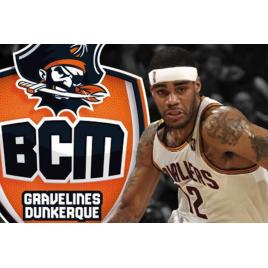 BCM Gravelines Dunkerque / Orléans