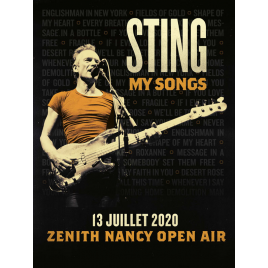 Sting, My songs