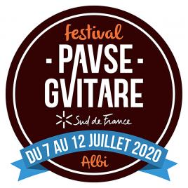 Festival Pause Guitare 2020, Albi, le 04/07/2019
