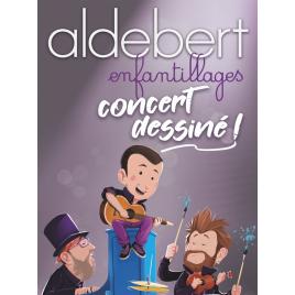 Aldebert enfantillages concert dessiné