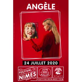 Festival de Nîmes 2020 : Angele