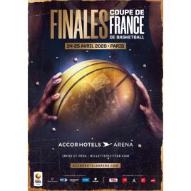 Finale de Coupe de France de Basketball