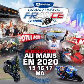 GP DE France MOTO, Le Mans
