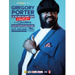 Gregory Porter, Boulogne Billancourt
