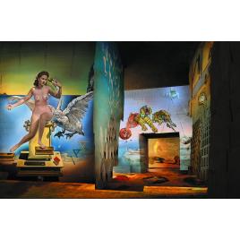Dalí, l'énigme sans fin, Les Baux De Provence