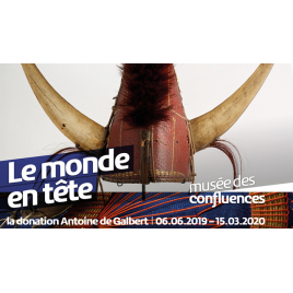 Le monde en tête, la donation Antoine de Galbert, Lyon
