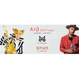 Aiò Festival 2020 : -M-, Gemenos