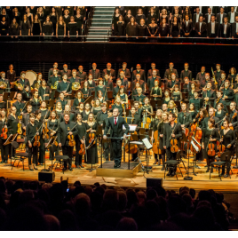 Playing for Philharmonie