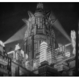 Metropolis - Martin Matalon