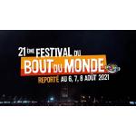 Festival du bout du monde 2021 (1) : pass 3 jours, Crozon