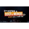 Festival du bout du monde 2021 (2) : pass 2 jours, Crozon