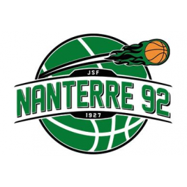 Nanterre 92 / Monaco, Nanterre, le 15/03/2020