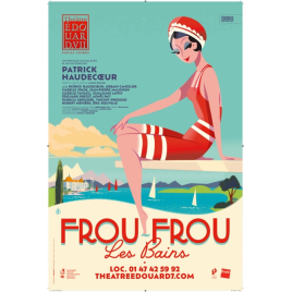 Frou-Frou les bains, Marseille, le 05/11/2020