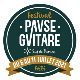 Festival Pause Guitare 2020 , Albi, le 08/07/2021