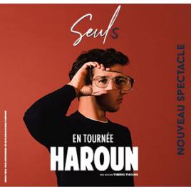Haroun - Seuls, Bordeaux, le 23/10/2021