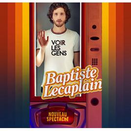 Baptiste Lecaplain - Voir les gens, Lyon, le 19/12/2021