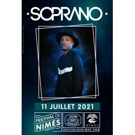 Festival de Nîmes 2021 : Soprano - Chasseur d'étoiles Tour
