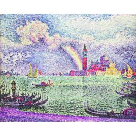 Exposition Signac, les harmonies colorées, Paris