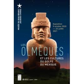 Exposition Les Olmèques et les cultures du golfe du Mexique, Paris