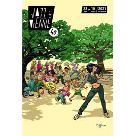Jazz à Vienne 2021 : Ibrahim Maalouf / Erik Truffaz Quartet, Vienne, le 03/07/2021