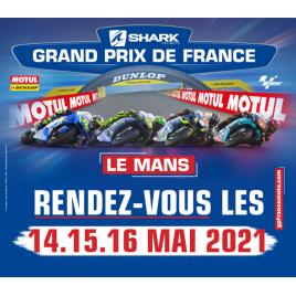 Shark Helmes Grand Prix de France, Forfait Weekend, Le Mans